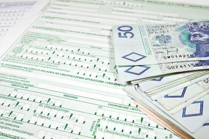 Zadłużenie w ZUS i podatki VAT i PIT